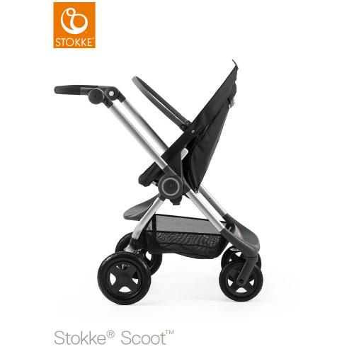 ストッケ スクート2 ベーシックキット / ブラック (scoot2・Stokke) 【送料無料】【smtb-F】