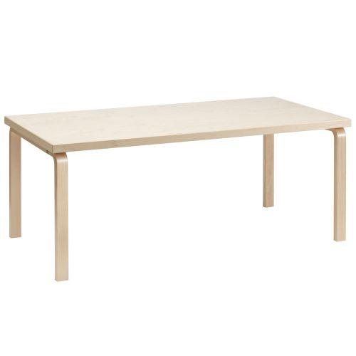 テーブル83 / バーチ W182×D91cm (Artek / アルテック) 【代引不可商品】