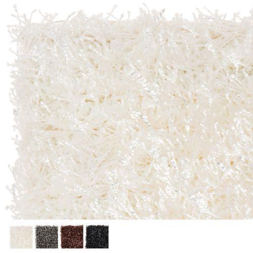 ラグマット 140×200・Twinkle (ホワイト)