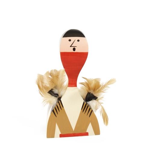 ウッデンドール No.10 / Wooden Dolls (vitra ヴィトラ) 【送料無料】【smtb-F】