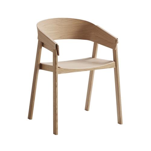 カバーチェア / オーク (muuto / Cover Chair) 【送料無料】【smtb-F】