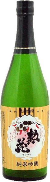 日本盛株式会社 720ml瓶は12本まで1個口配送可能 宮内庁御用達 日本盛 新着セール 720mlx1本 爆買いセール 惣花 そうはな 純米吟醸