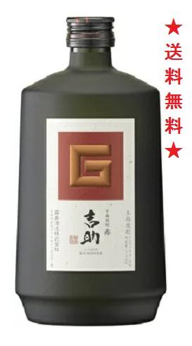 【送料無料】芋麹焼酎 吉助 赤 25度 720mlx6本