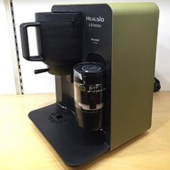 ヘルシオ お茶プレッソ(お茶メーカー) TE-TS56V-G