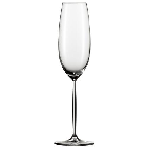 グローバル SCHOTT ZWIESEL(ショット・ツヴィーゼル) DIVA(ディーヴァ) フルート シャンパンEP 30074 6脚セット