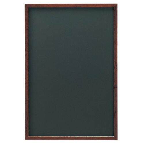 用美 オークブラウンL ブラック(黒板・チョークタイプ) 48297
