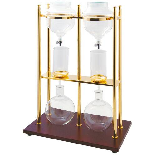 Kalita(カリタ) 水出しコーヒー 水出し器10人用ゴールドW