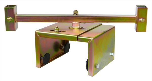工事看板用固定金具 縁石用 サインホルダー 550mm看板用 SBH-H 仙台銘板 正規認証品 卓越 新規格