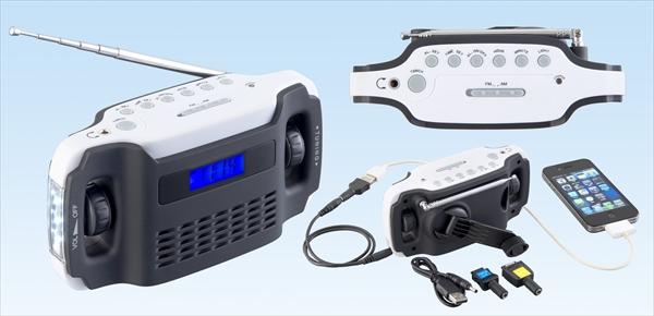 多機能防災ラジオ・ライト(36台1組)