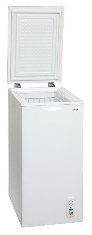 熱中症対策商品-チェスト型冷凍庫KF-066NF