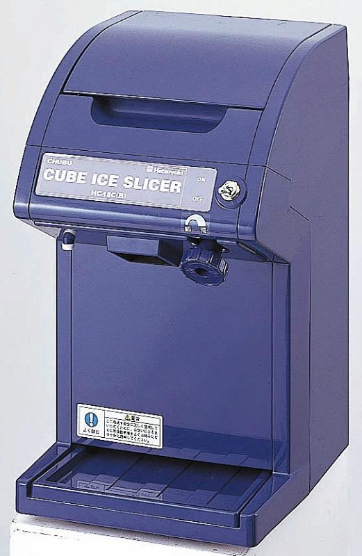 かき氷機HC-18C 仙台銘板