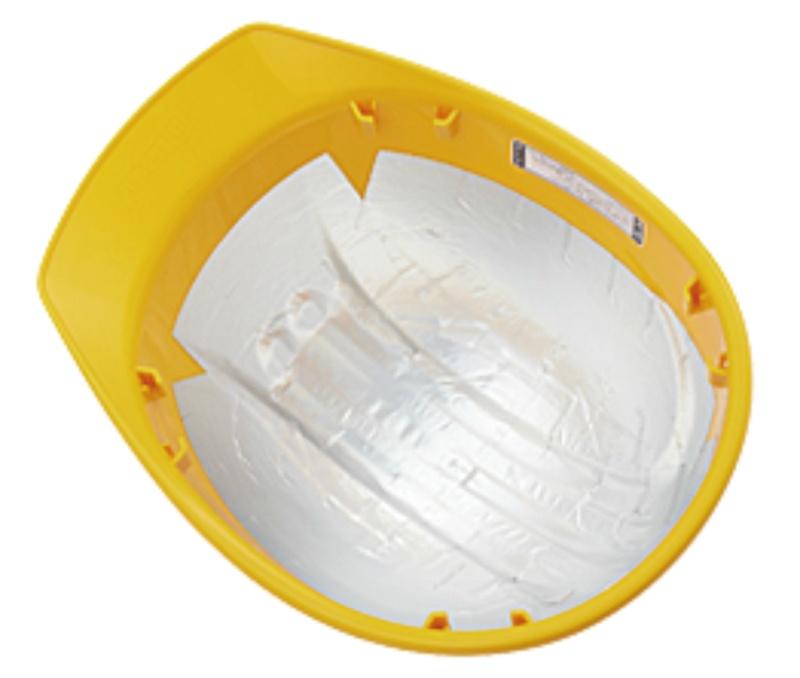 熱中症対策商品-【10個セット】ヘルメット用遮熱シール, ニシツガルグン:1dd1ce56 --- officewill.xsrv.jp