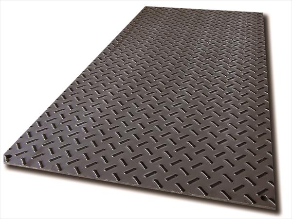 【4枚セット】樹脂製敷板 スーパージュライトM2 1,000mm×2,000mm 厚さ15mm プラスチック敷板 樹脂製敷板 ジュライト ダイコク板 プラシキ 再生ポリエチレン樹脂製敷板 養生敷板 仙台銘板