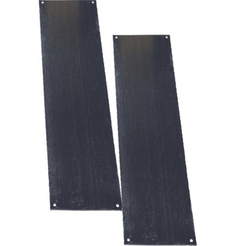 【4枚セット】ジュライト10ハーフ L 455mm×1820mm 厚さ10mmプラスチック敷板 樹脂製敷板 ジュライト ダイコク板 プラシキ 再生ポリエチレン樹脂製敷板 仙台銘板