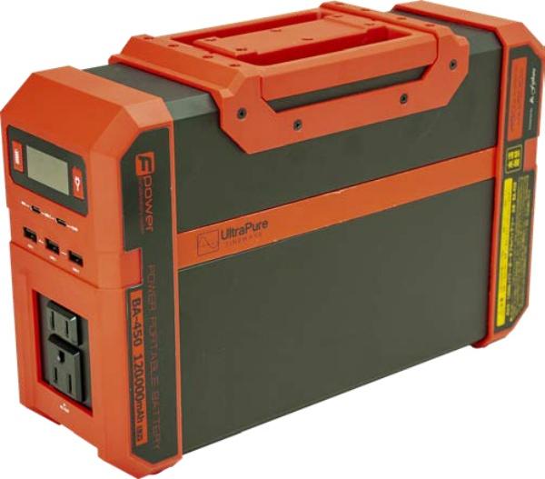 11日1:59までポイント2倍 携帯型バッテリー 公式ショップ 155-1003 定番から日本未入荷 120Ah