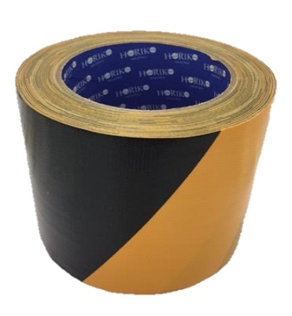 ホリコー トラ布テープ100mm巾×25m 18巻入