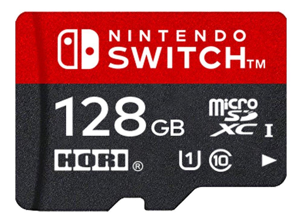 価格交渉OK送料無料 新品 ホリ電機 switch対応 128GB SDメモリーカード お買い得
