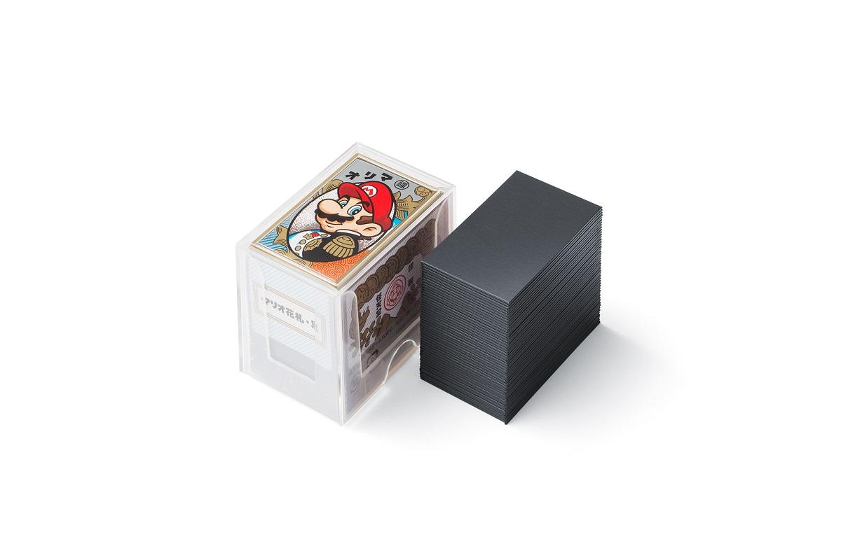 【新製品】任天堂 マリオ花札・黒
