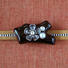 商店 他のあったらいいなかわいい帯留めは こちら 梅ヶ枝帯留 商品番号 黒 100%品質保証! WA-235