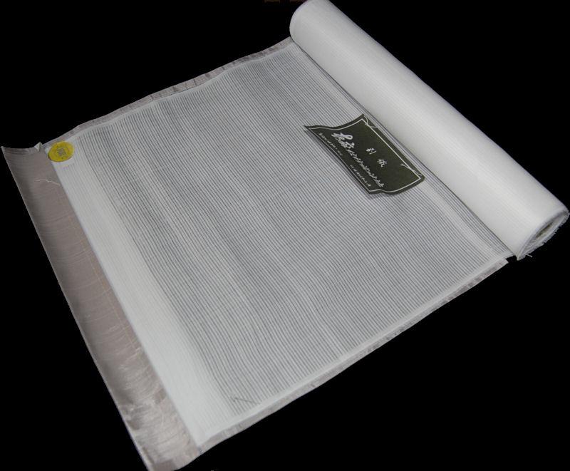 『滋賀麻』本麻絽長襦袢(麻素材・巾36センチ)【送料無料・日本製】