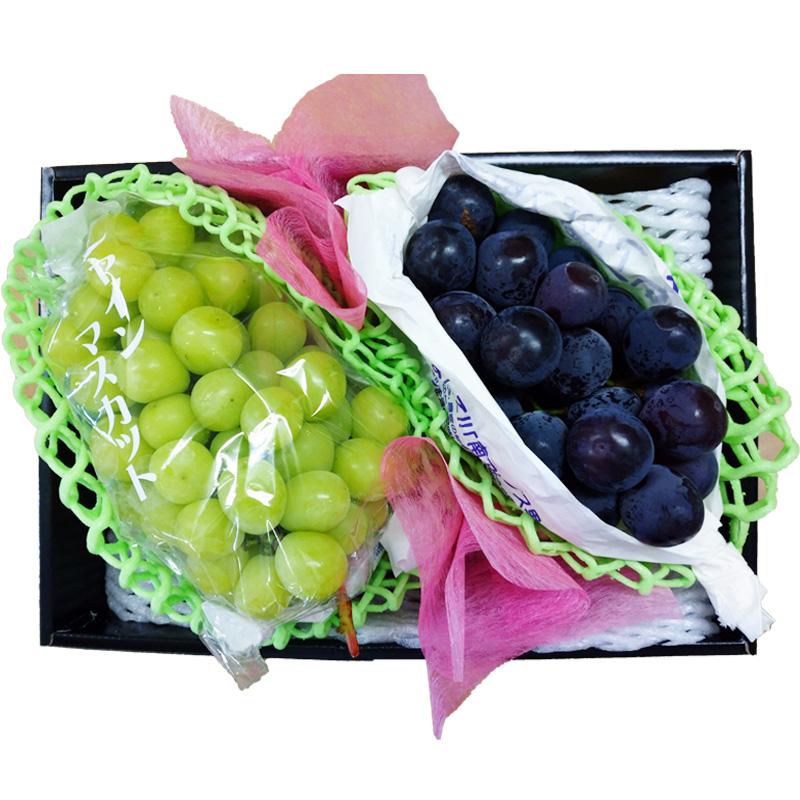 販売 時期により一番美味しい産地の物をお届け致します 割引 シャインマスカット ピオーネセット 送料無料 贈り物 ご贈答用 ご家庭用 ギフト プレゼント