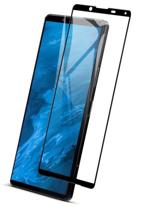 スマホ フィルム 画面 シート シール 携帯 アクセサリー film xperia5 ii エクスペリア5 SOG02 強化ガラス 液晶 スマホフィルム 液晶保護フィルム ガラス II SO-52A 日本限定 保護 全国どこでも送料無料 シートfilm