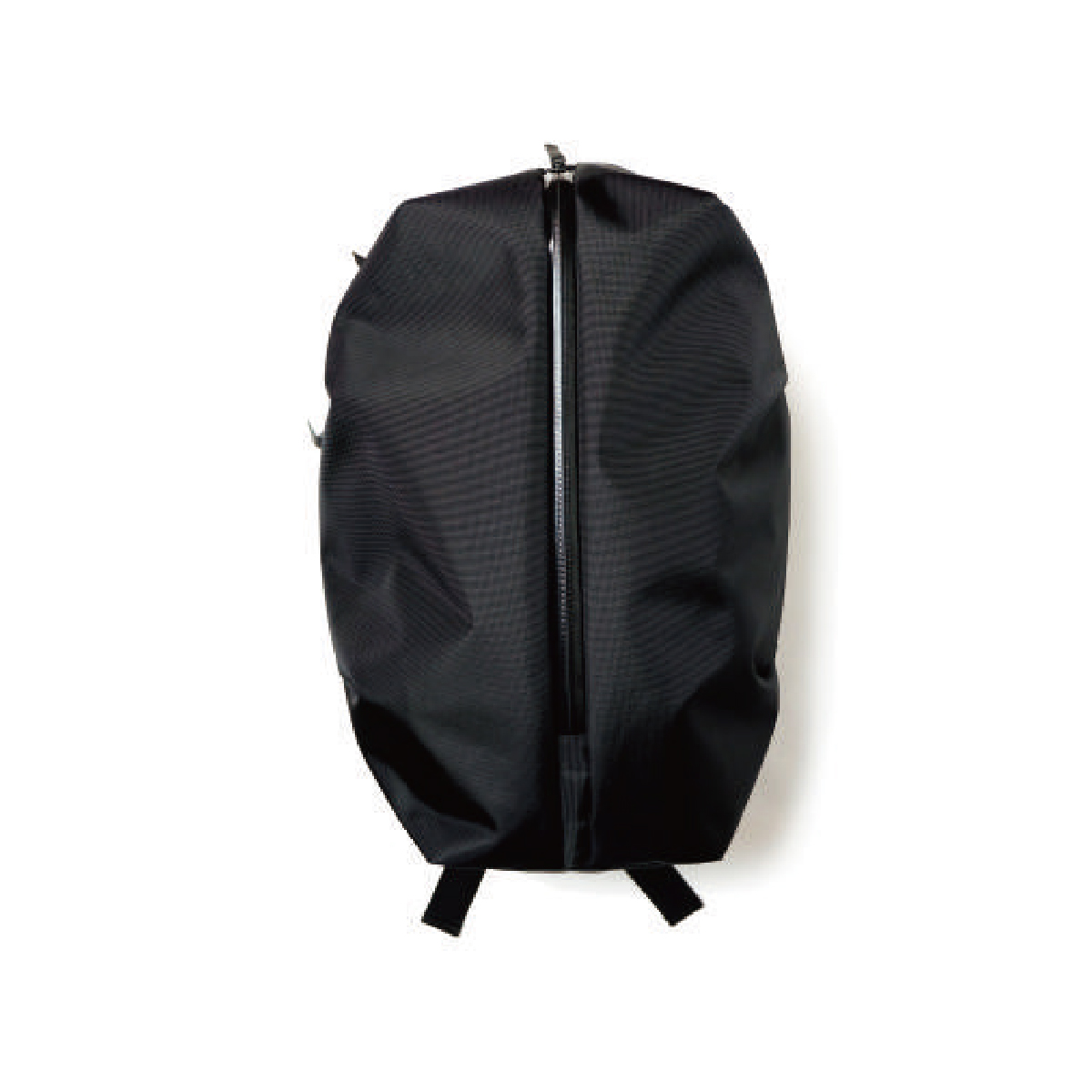 LIVERAL Egg Pack S Black series バックパック20L L1101 【日本製】 全3種 Super water repellent / Nylon 840denier / Parafin canvas
