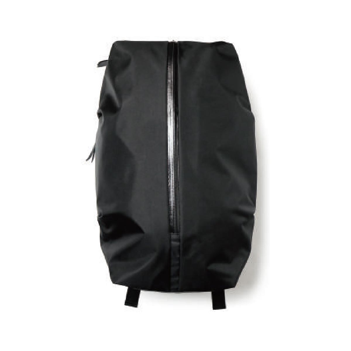 LIVERAL Egg Pack M Black series バックパック25L L1100 【日本製】 全3種 Super water repellent / Nylon 840denier / Parafin canvas