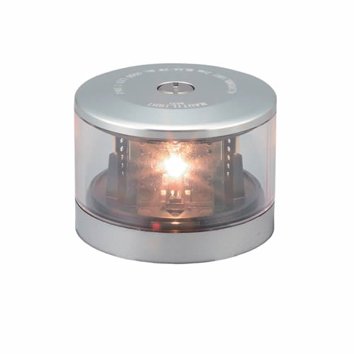 LED式航海灯 第2種白灯 アンカーライト JCI認定品 新規格品【伊吹工業】