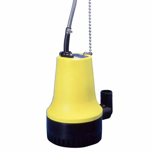工進 マリンペット MARINE PET(12V/24V) マリン用水中ポンプ