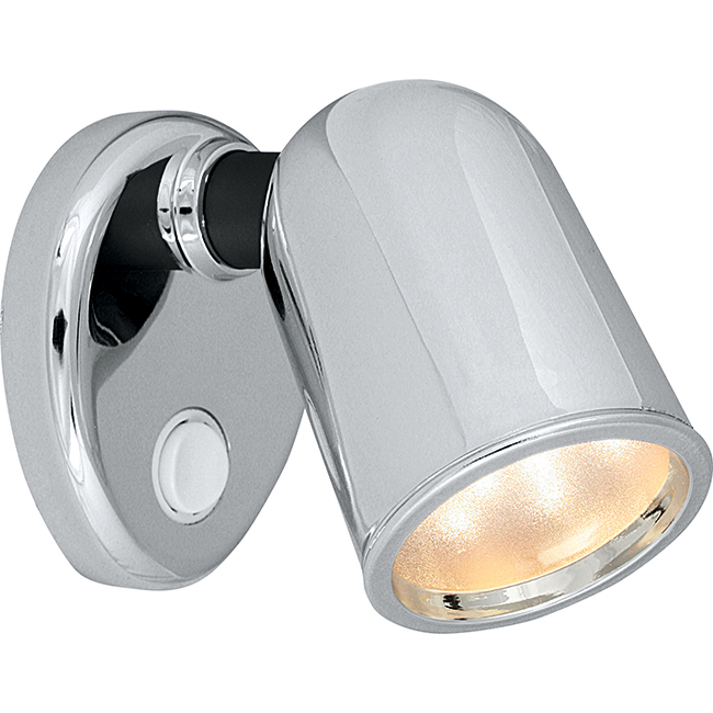 TUBE LED リーディングライ シルバー LEDキャビンライト 【PLASTIMO】
