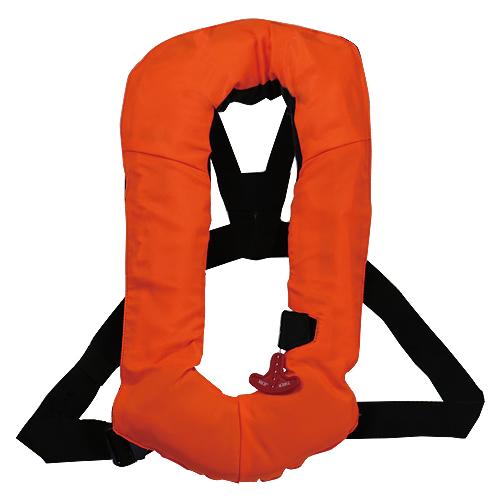 自動膨張式救命胴衣TK-2730 ■ライフジャケット 2013年改正新基準適合品