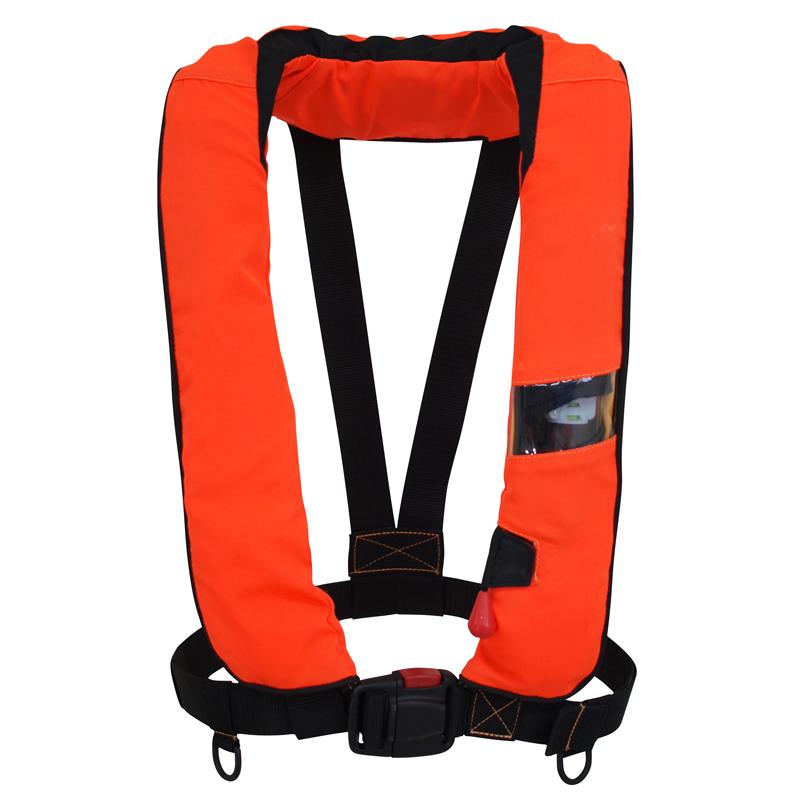 自動膨張式救命胴衣TK-2720 ■ライフジャケット 2013年改正新基準適合品