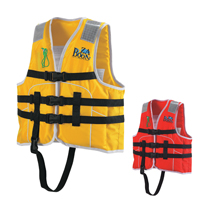 子供用ライフジャケット 救命胴衣Jr-1S & Jr-1M 船舶検査品 TYPE A 【 OCEANLIFE - オーシャンライフ 】