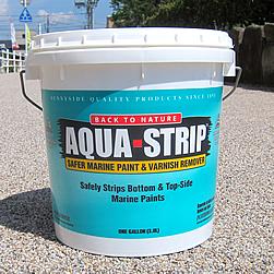 船底塗料剥離剤 アクアストリップ AQUA STRIP 3.8L osw24814 ■