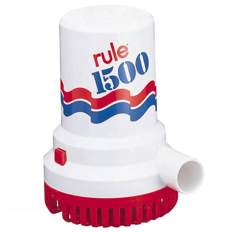 RULE ビルジポンプ 1500