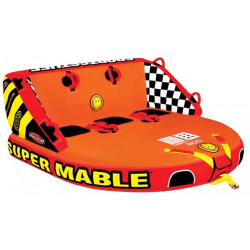 スーパーマーブル (SPORTSSTUFF)3人乗り SUPER MABLE