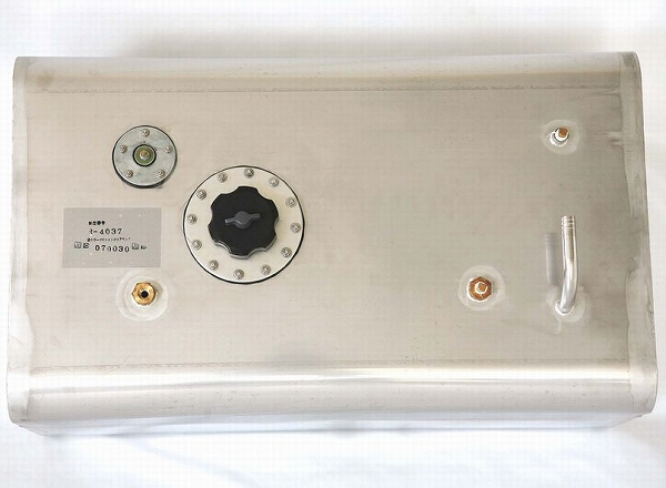 リガー 100Lステンレス予備タンク:JCI予備検付[9110] ステンレスタンク