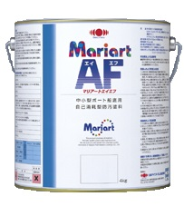 MARIART A/F マリアートAF 日本ペイント 各色 4kg