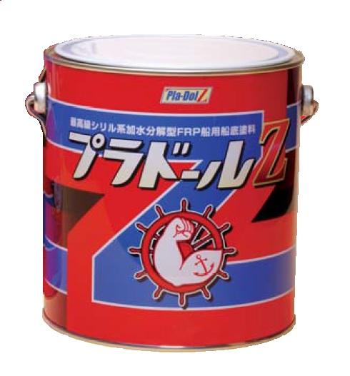 13時までの注文に対し 格安 価格でご提供いたします 当日発送 但し おすすめ コンビニ決済 及び銀行振込を除きます プラドールZ 4kg 青 ブルー 送料無料 2缶 コーティングス 船底塗料 NKM