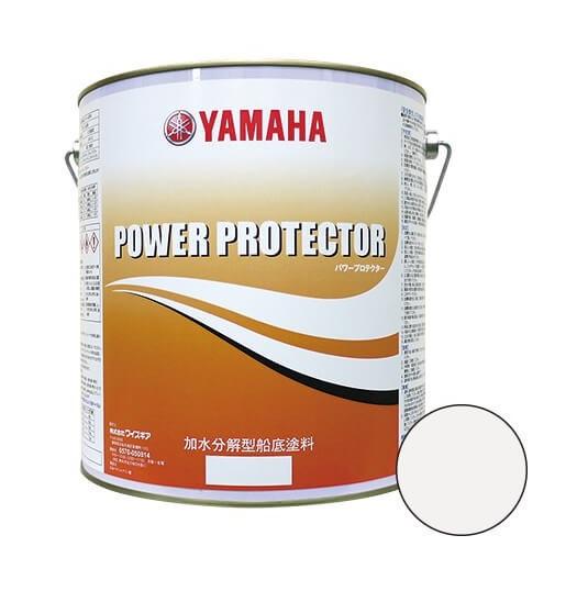 YAMAHA パワープロテクター オレンジラベル Newホワイト 20kg ヤマハ 船底塗料 オレンジ缶 白 ホワイト 送料無料