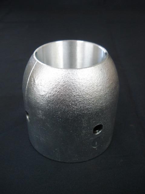 プロペラ用保護亜鉛φ100 一体型ロング