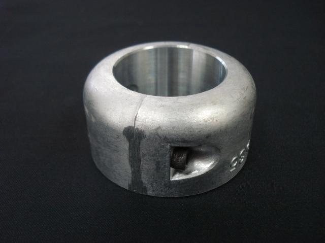プロペラ用保護亜鉛φ25 二つ割