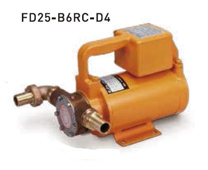 送料無料 日機装 カニポン FD25-B6RC-D4 24V