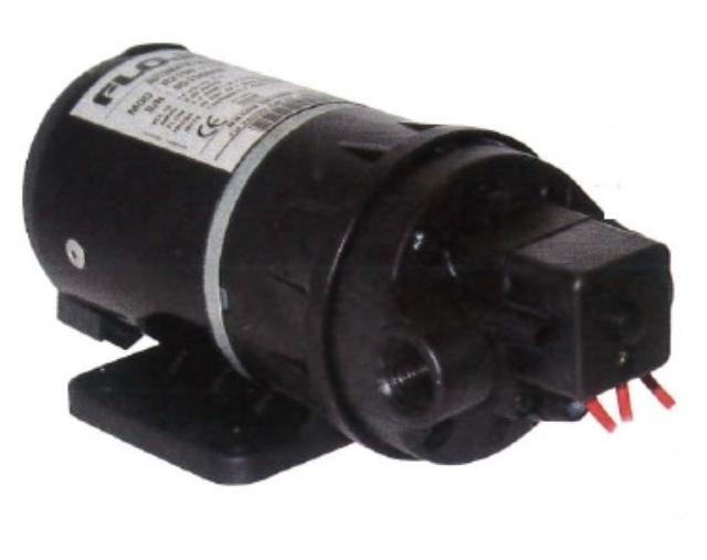 FLOJET 2100-12A 12V 小型圧力ポンプ