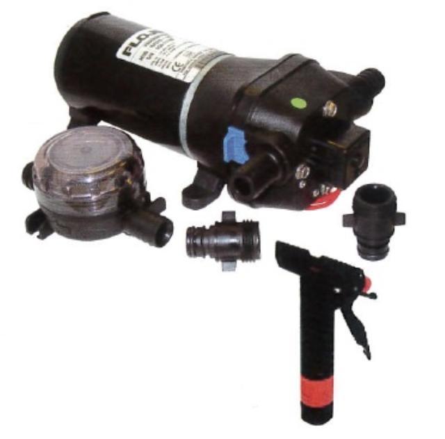 FLOJET 4325-143L 12V デッキ洗浄ポンプ