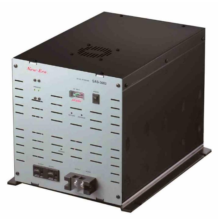 DC/ACインバーター SAS-3002 New-Era 送料無料