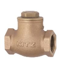 """KITZ スイングチャッキバルブ キッツ 125型 R-50 2"""""""