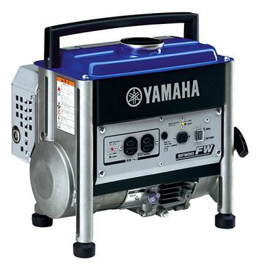 ヤマハ 発電機 防音型 EF900FW 60Hz YAMAHA 非常用 地震 防災