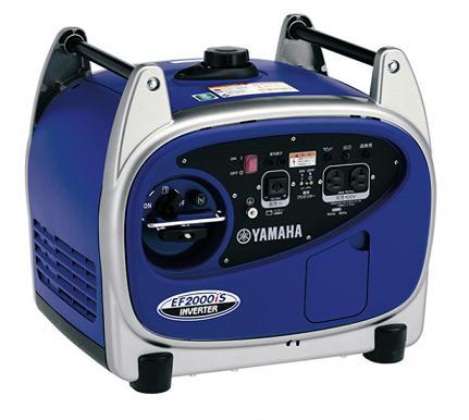 ヤマハ インバーター発電機 防音型 EF2000iS YAMAHA 非常用 地震 防災
